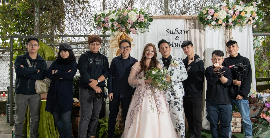 開工大吉-過年期間的原住民部落婚禮工事Subaw&Mulas Wedding